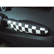 CABANA新型MINI(F56/F57) ドアアームレストカバー /チェッカー