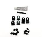 ミニデルタオリジナル アクリル樹脂製ドアバイザー (R50.53用)