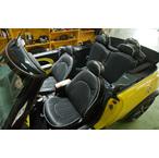 CABANA シートカバー パークレーンカーボンタイプ (フルセット)