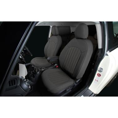 CABANA 新型MINI(F56/F55/F54) シートカバー パークレーンスエードタイプ (フルセット)